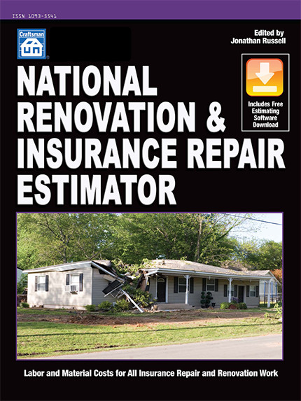 National Renovation & Insurance Repair Estimator