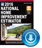 2016 National Home Improvement Estimator Trial Download