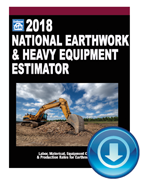 National estimator trial downloads craftsman book company 2018 national earthwork and heavy equipment estimator 30 day trial fandeluxe Image collections