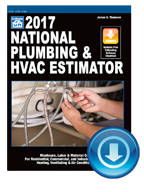 2017 national plumbing and hvac estimator 30 day trial