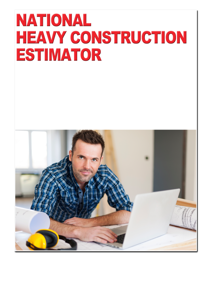 National Heavy Construction Estimator 30-Day Trial