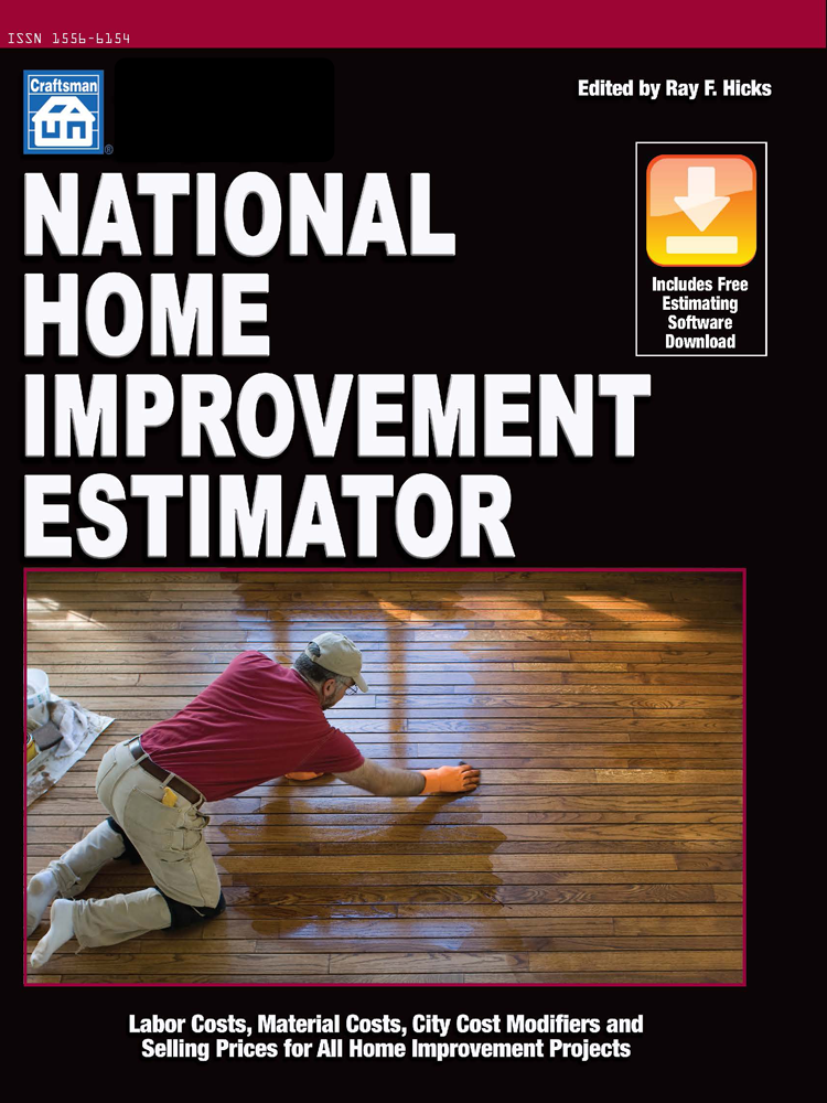 National Home Improvement Estimator 30-Day Trial