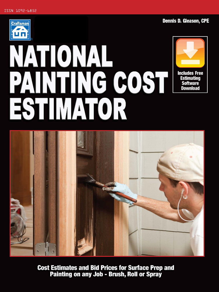 National Painting Cost Estimator 30-Day Trial