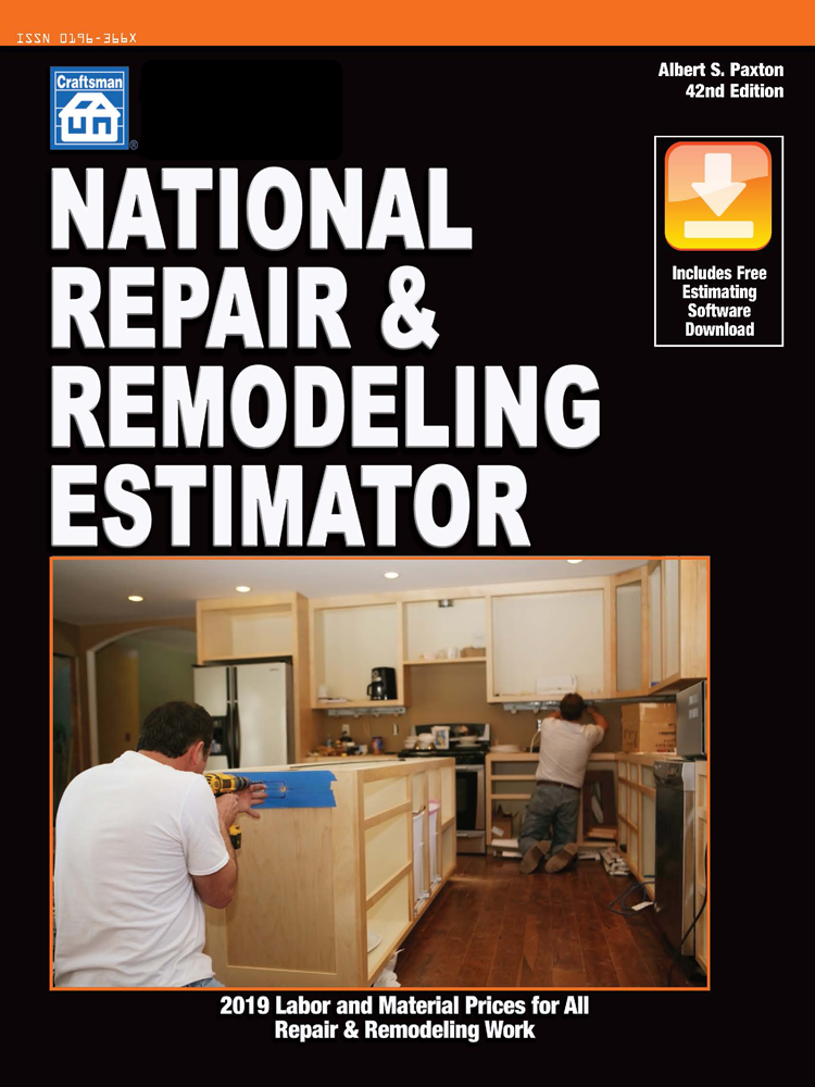 National Repair and Remodeling Estimator 30-Day Trial